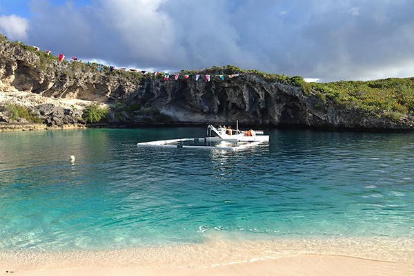 Завершился чемпионат по фридайвингу на Багамах