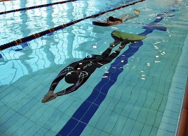 Приглашаем на соревнования по фридайвингу в бассейне 8-10 февраля