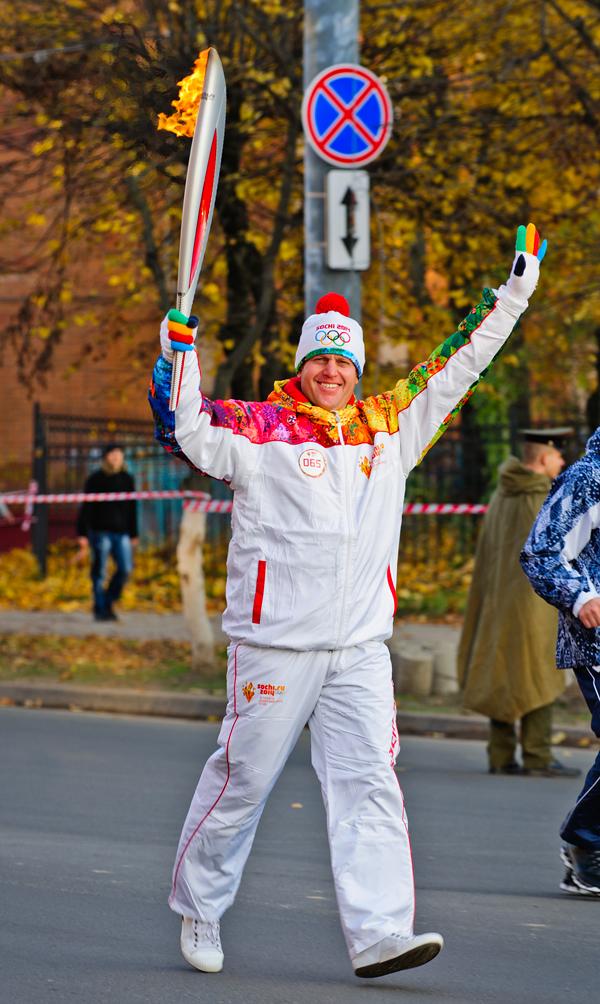 Дайвинг на пути к Олимпийским играм