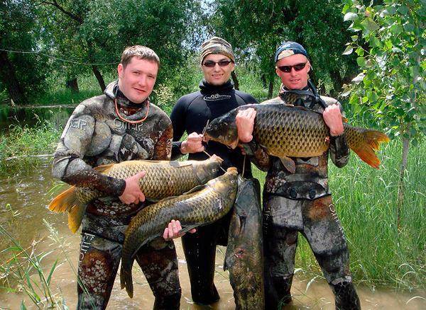 Соревнования по подводной охоте пройдут в Нижегородской области