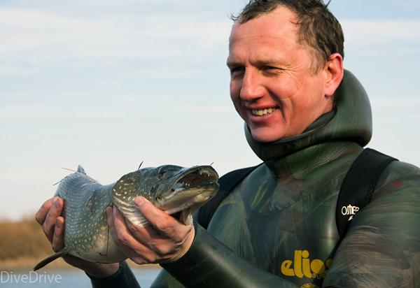 Итоги соревнований по подводной охоте в Рудном