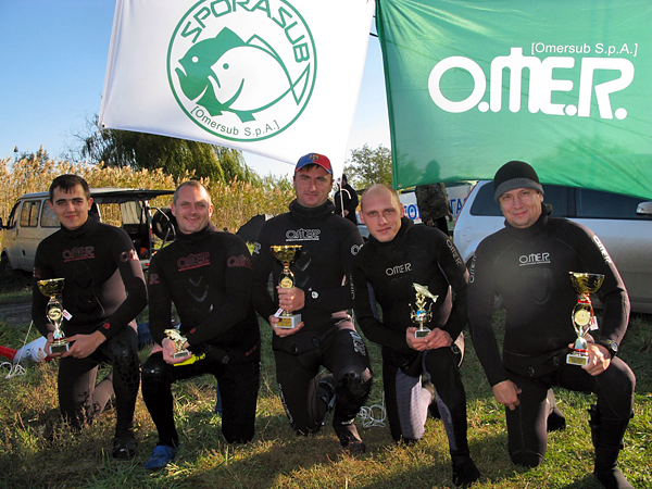 Открытый Чемпионат по подводной охоте пройдет в Ростове-на-Дону