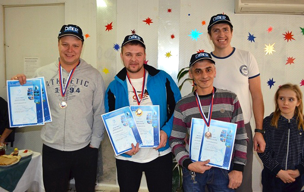Итоги отборочных соревнований по подводной стрельбе в Минеральных Водах