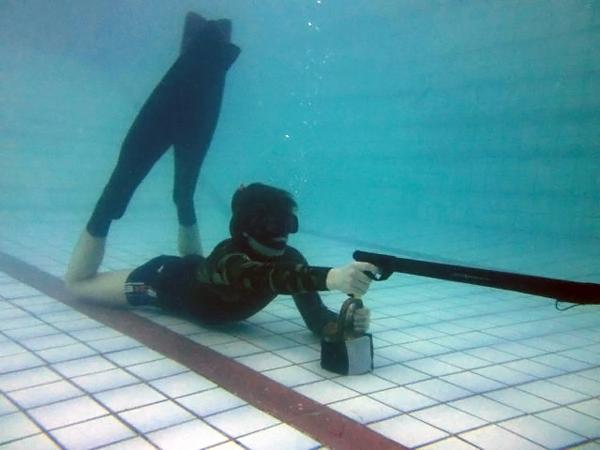 Итоги Первенства города Оренбурга по спортивной подводной стрельбе