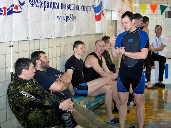 Итоги Чемпионата Волгоградской обл. по спортивной подводной стрельбе