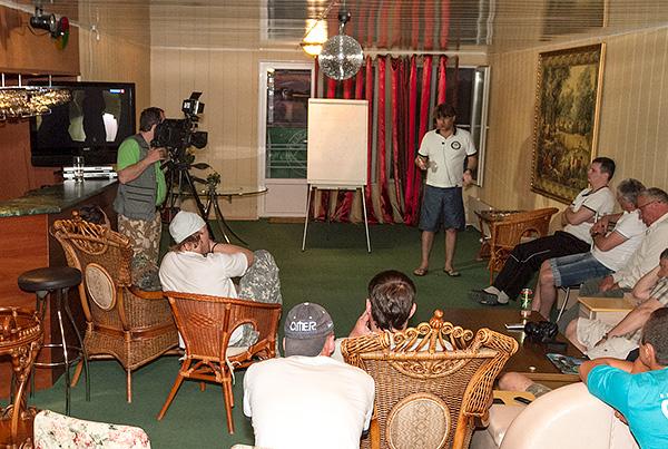 Неделя трофейной охоты с Omersub S.p.A. - 2013