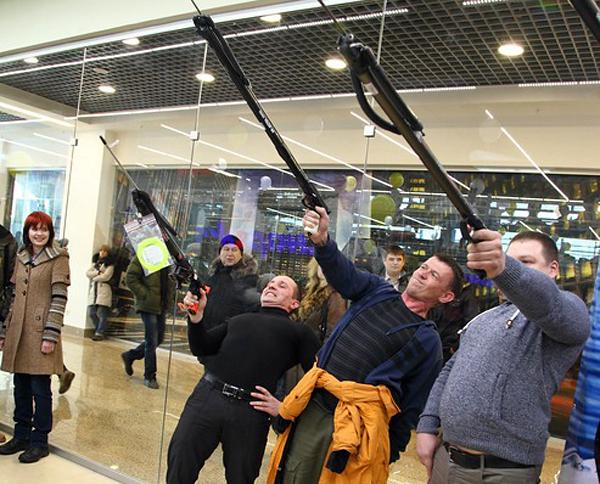 3 марта в Нижнем Новгороде открылся четвертый магазин \'СнарЯжение\'