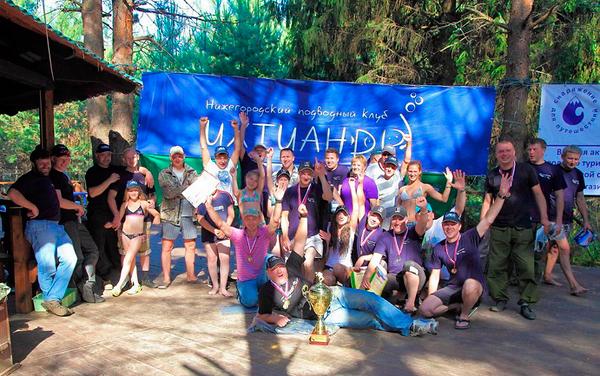 Итоги Фестиваля подводной охоты клуба Ихтиандр