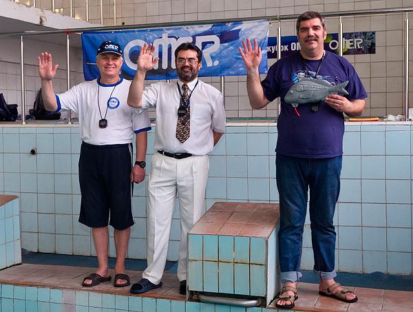 Турнир подводных стрелков на призы Omersub S.p.A. - 2013 открывается соревнованиями в клубе Зеленая Черепаха!