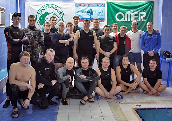Клуб Тайгер приглашает на отборочный турнир подводных стрелков