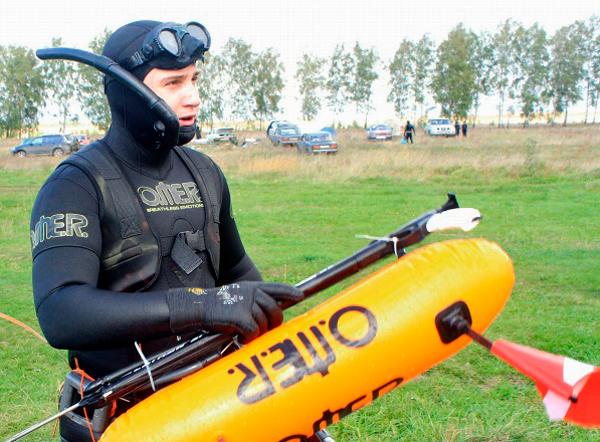 Приглашаем на Кубок Рязанской области по подводному спорту