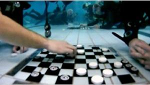 Турнир по подводным шашкам пройдет в Самаре