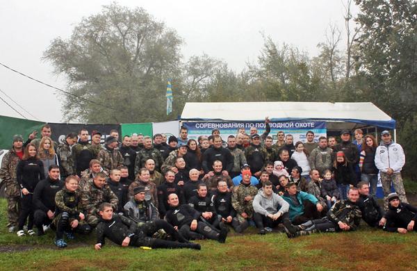 В Ростове-на-Дону прошел чемпионат по подводной охоте