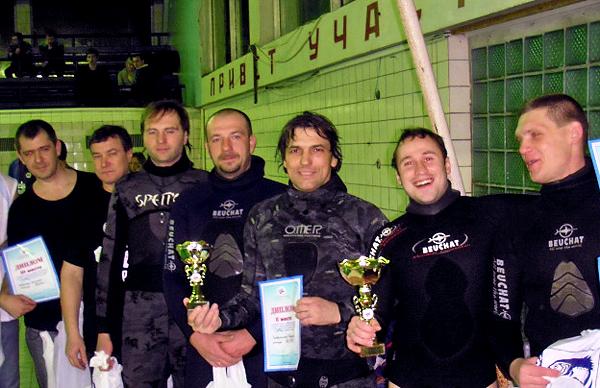 Приглашаем в Волгоград на чемпионат по подводной стрельбе