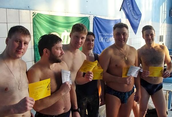 Клуб \'Ихтиандр\' приглашает на соревнования подводных стрелков