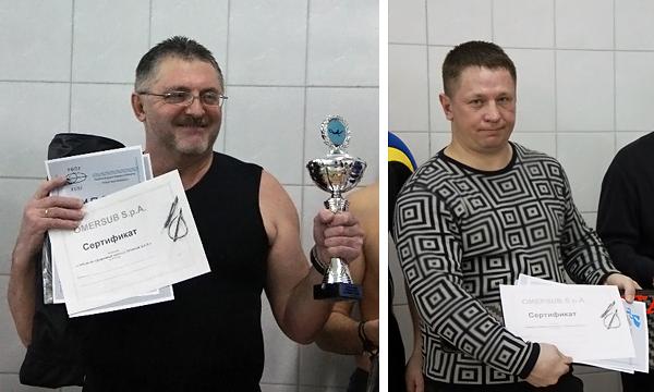Итоги Открытого кубка Самарской области по подводной стрельбе