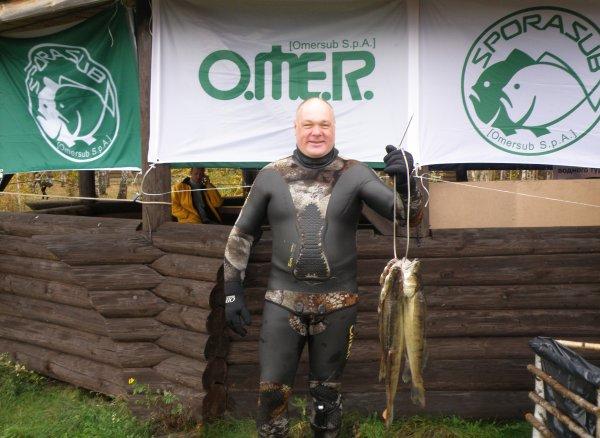 Клуб Ихтиандр приглашает на фестиваль подводной охоты