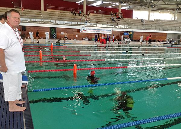 Итоги чемпионата Nimes Sport Diving - блестящее выступление команды из Томска
