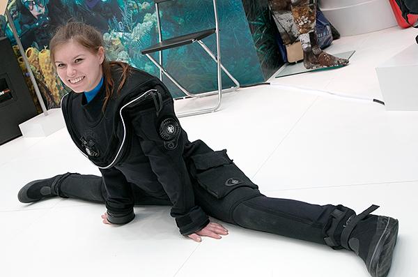 Новинки от Aqua Lung и Apeks, семинары на Золотом дельфине 2014