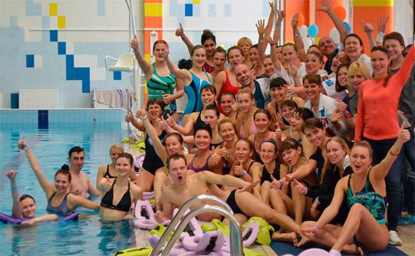 В Москве вот-вот начнется Международная конвенция по аквафитнесу