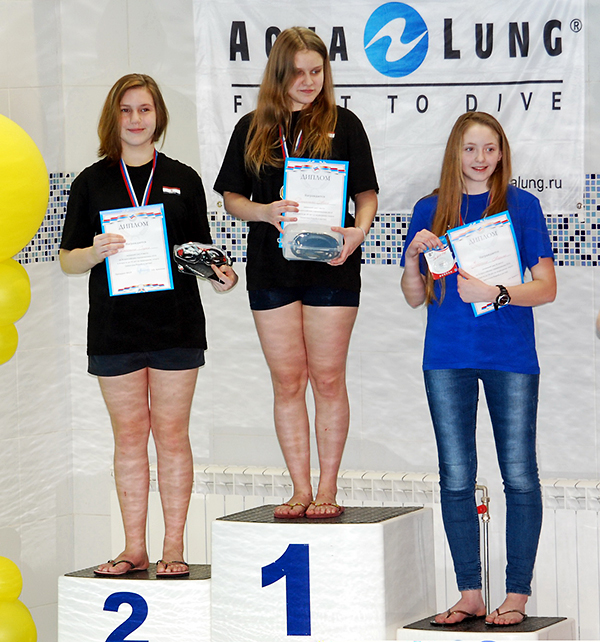 Кубок России и Всероссийские соревнования среди юношей по акватлону в Саранске