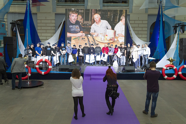 Приглашаем на ежегодную торжественную церемонию, посвящённую финалу Турнира подводных стрелков на призы компании Omersub S.p.A.