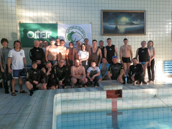 Итоги отборочного этапа Турнира подводных стрелков Оренбургского клуба ОренДАЙВ