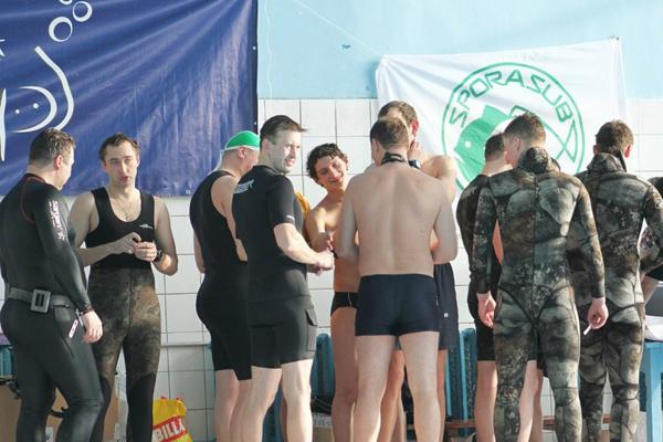 Итоги турнира подводных стрелков клуба Ихтиандр, г. Нижний Новгород