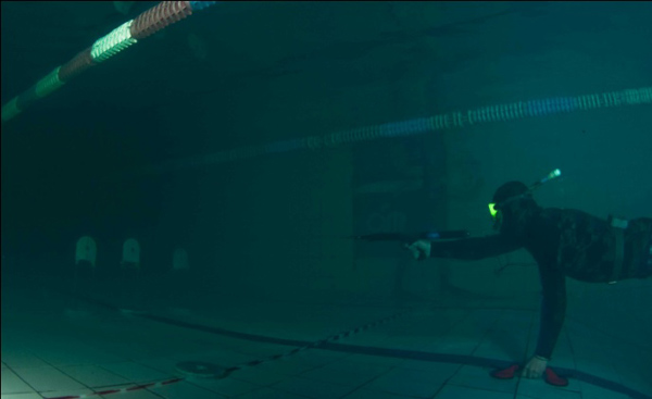 Открытое первенство Владимирской области по подводной стрельбе на кубок РО ДОСААФ России