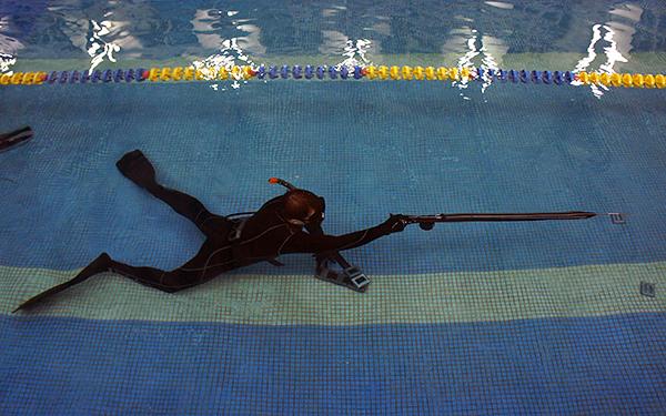 Итоги чемпионата по подводной стрельбе в Кирове