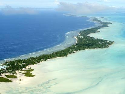 В Океании создан крупнейший в мире морской заповедник