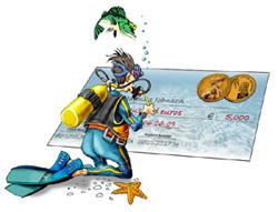 «Афродита» - международный чемпионат подводных фотографов