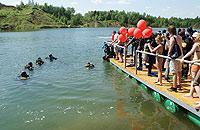 Подводный клуб МГУ и группа компаний RuDIVE приглашает всех желающих принять участие в большом дайверском празднике 31 мая