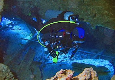 Дайвинг. В рамках программы по сохранению затонувших кораблей начаты работы на «Тистлегорме».