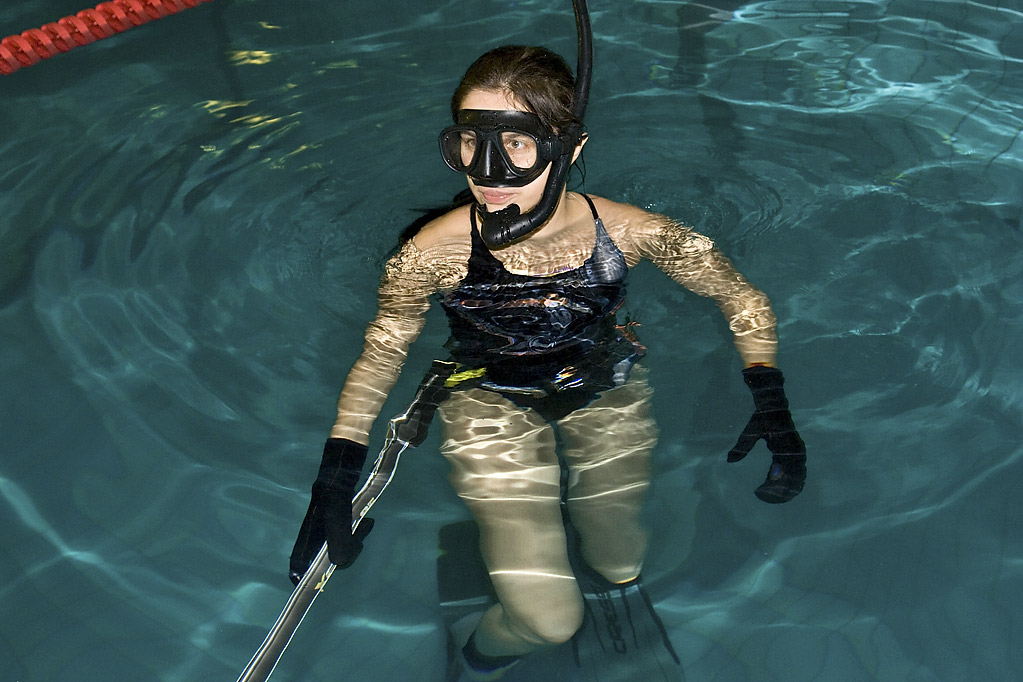Своими руками подводного охотника