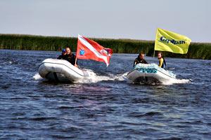 Кубок России-2008 по подводной охоте по версии РФПР в Астрахани.