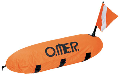 Снаряжение для подводной охоты - Буи O.ME.R. Atoll, Master Sphere, Master Torpedo