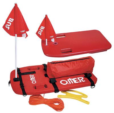 Снаряжение для подводной охоты - Буй O.ME.R. Shardana