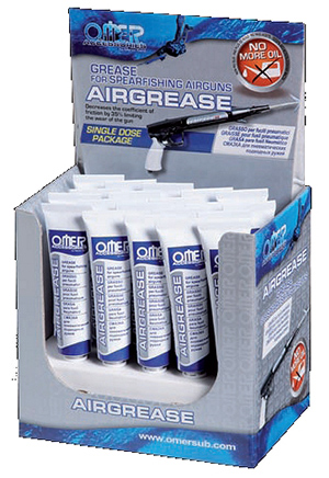 Смазка для пневматических ружей O.ME.R. Airgrease