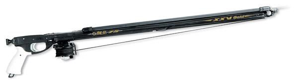 Снаряжение для подводной охоты - Ружье O.ME.R. XXV Gold