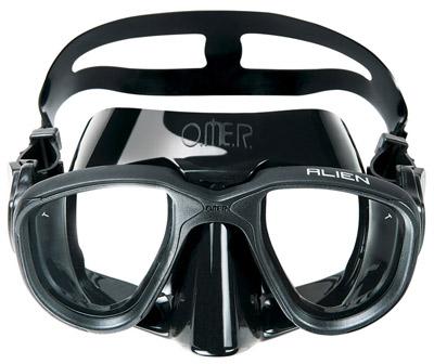 Снарядение для подводной охоты маска