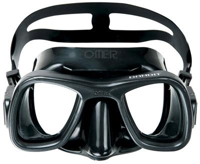 Снарядение для подводной охоты - Маска O.ME.R. Bandit