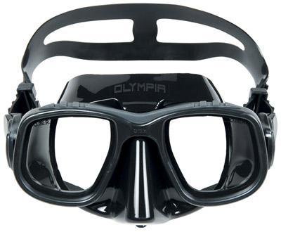 Снарядение для подводной охоты - Маска O.ME.R. Olympia
