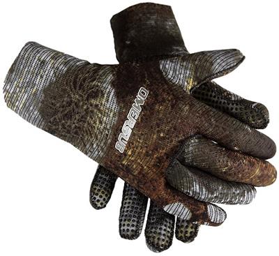 Перчатки O.ME.R. CAMU 3D