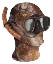 Шлем для защиты от медуз O.ME.R.
