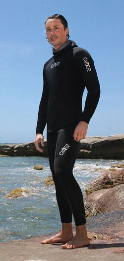 Снаряжение для подводной охоты - Гидрокостюм O.ME.R. New Team Plush