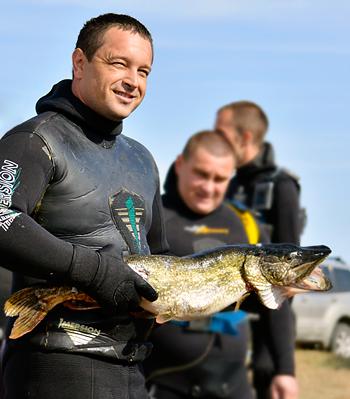 Владимир Филиппов, победитель Кубка Волгоградской области