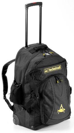 Снаряжение для дайвинга - Сумка Technisub Charter Backpack