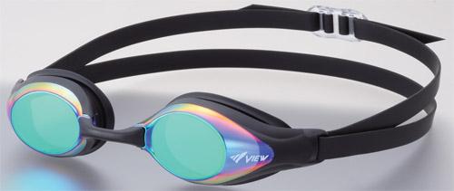 Очки для плавания VIEW SHINARI V-130AMR