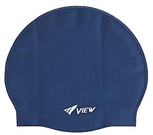 Шапочка для плавания из силикона VIEW V-31A
